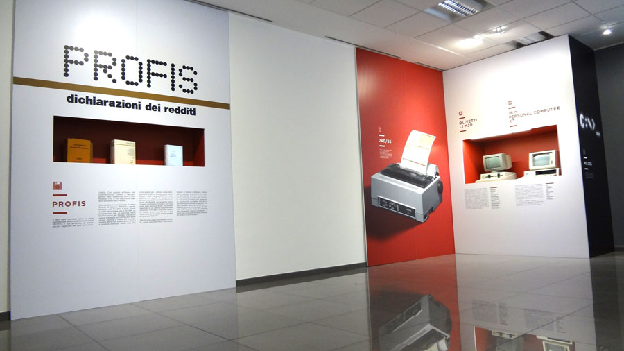 allestimento mostra sistemi, exhibit, design, print, stampa, eventi