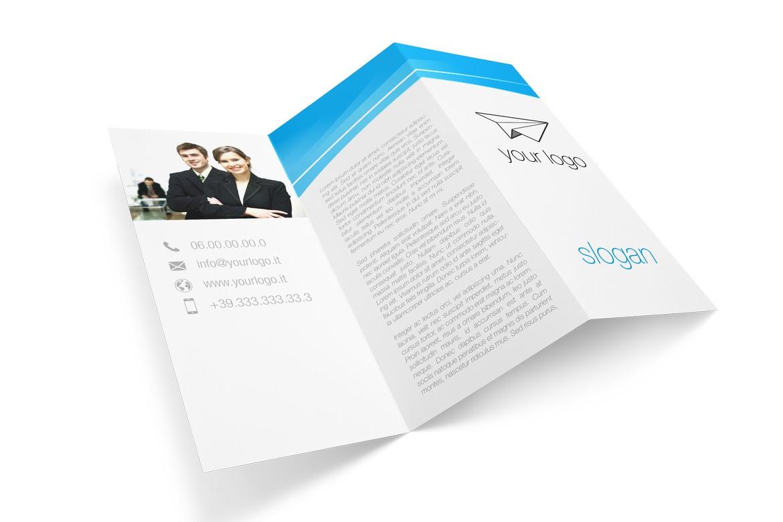 Stampa digitale di brochure, pieghevoli e presentazioni a Torino in vari formati.