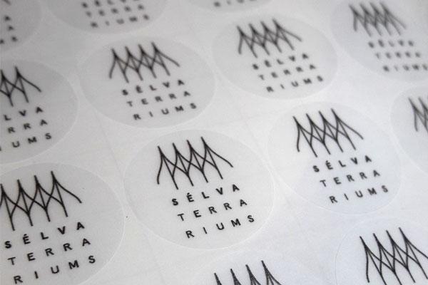 Stampa di stickers, etichette, bollini ed adesivi